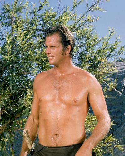 Ely, Ron [Tarzan] Photo