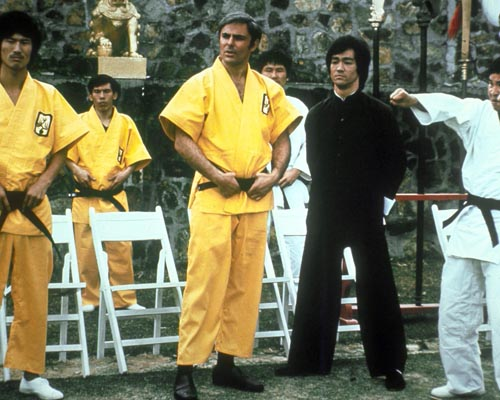 Enter The Dragon [Cast] photo