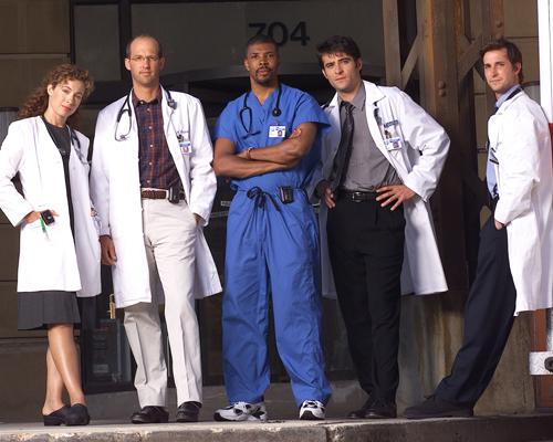 ER [Cast] Photo