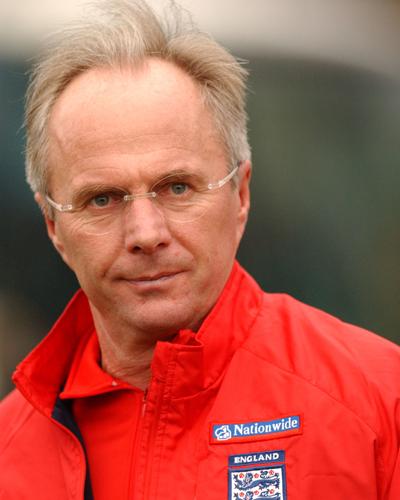 Eriksson, Sven-Goran Photo