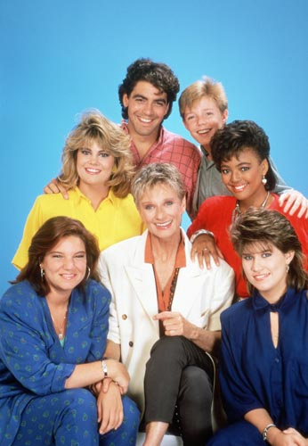 Facts of Life, The [Cast] Photo