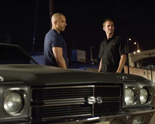 Fast and Furious [Cast] Photo