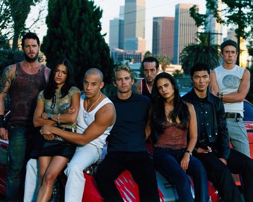 Fast & Furious [Cast] Photo