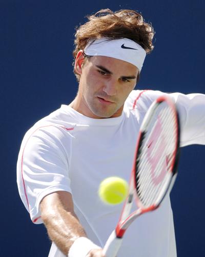 Federer, Roger Photo
