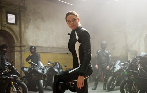 Ferguson, Rebecca [Mission Impossible Fallout] Photo
