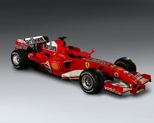 Ferrari Grand Prix Car Photo