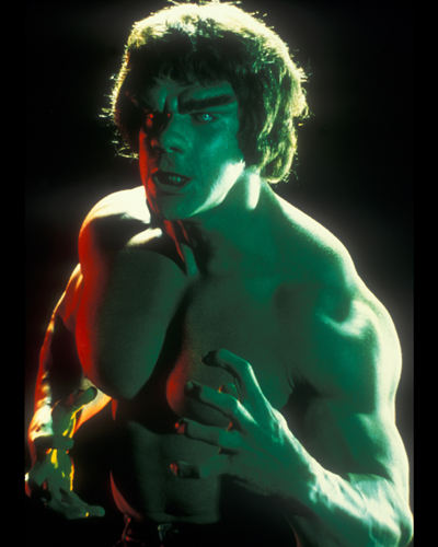 Ferrigno, Lou [The Incredible Hulk] Photo