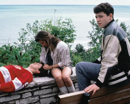 Ferris Bueller's Day Off [Cast] Photo