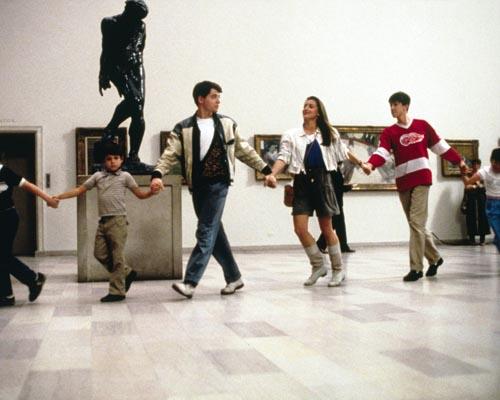Ferris Bueller's Day Off [Cast] Photo