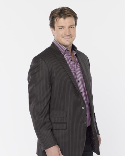 Fillion, Nathan [Castle] Photo