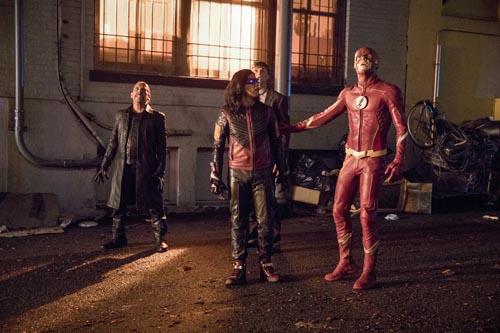 Flash, The [Cast] Photo