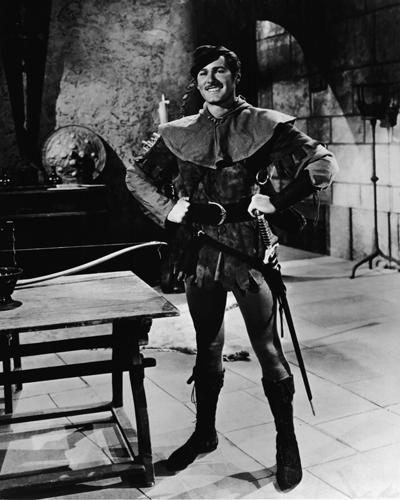Flynn, Errol [The Adventures of Robin Hood] Photo