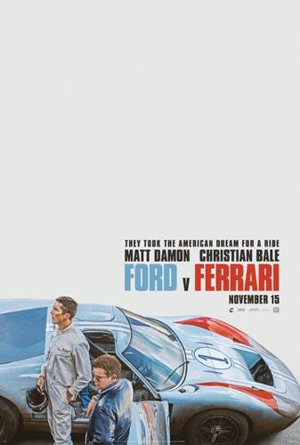 Ford v Ferrari [Cast] Photo
