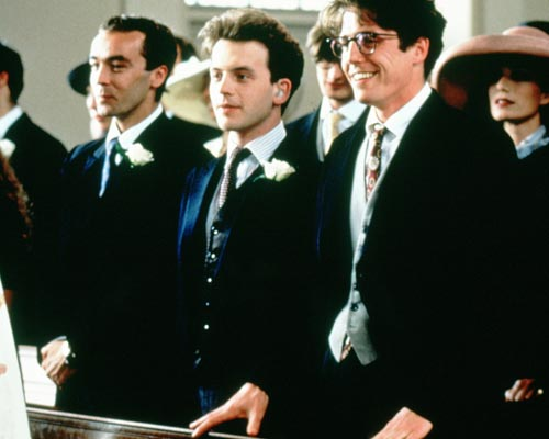 Four Weddings and a Funeral: First look at Red Nose Day ...