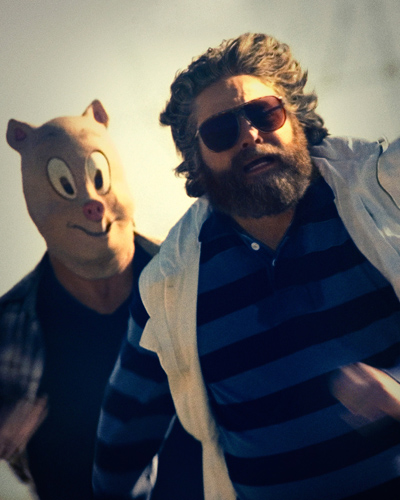 Galifianakis, Zach [The Hangover Part 3] Photo