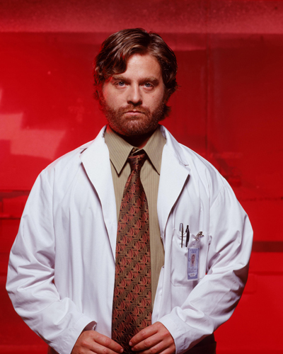 Galifianakis, Zach [Tru Calling] Photo