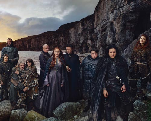 Game of Thrones [Cast] Photo
