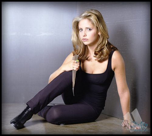 Gellar, Sarah Michelle [Buffy The Vampire Slayer] Photo