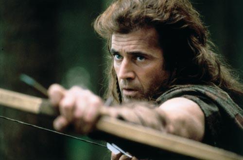 Gibson, Mel [Braveheart] Photo