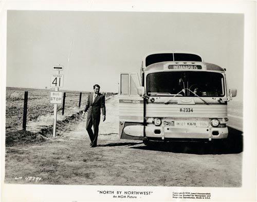 Grant, Cary [North by Northwest] Photo