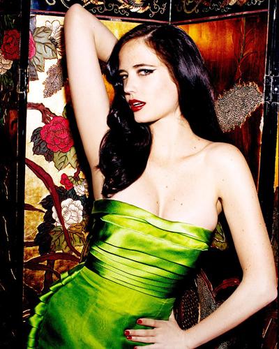 Green, Eva Photo