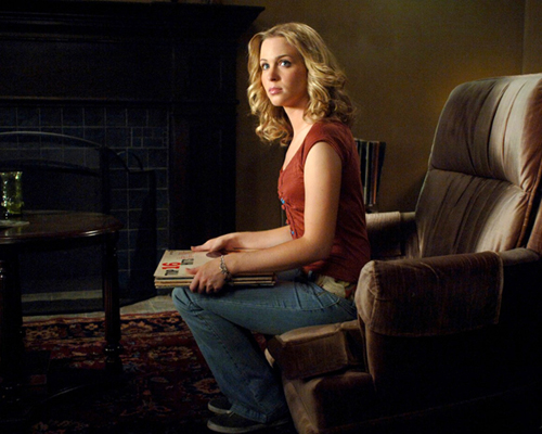 Gumenick, Amy [Supernatural] Photo