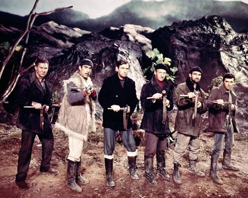 Guns of Navarone, The [Cast] Photo