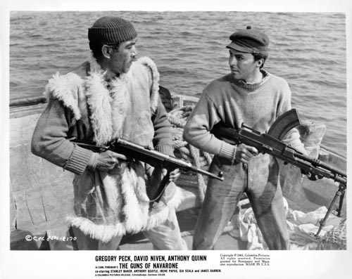 Guns of Navarone, The [Cast] Photo