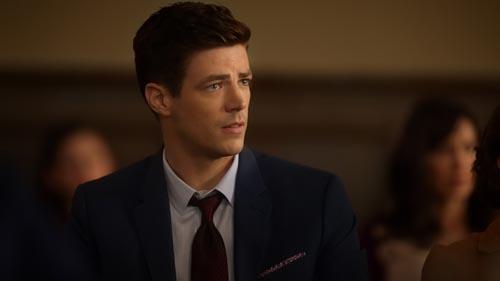 Gustin, Grant [The Flash] Photo