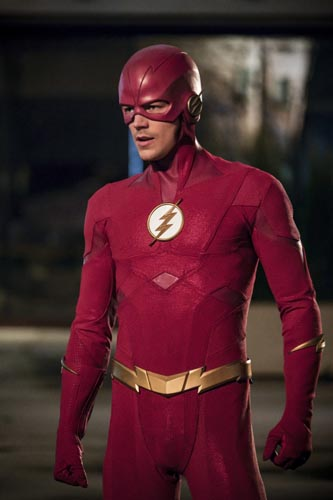 Gustin, Grant [The Flash] Photo