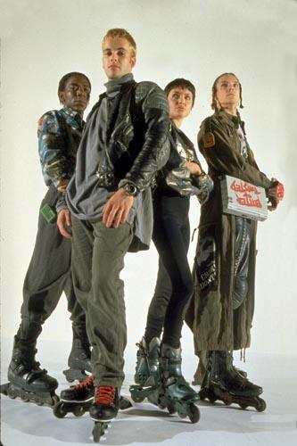 Hackers [Cast] Photo