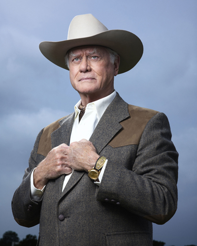 Hagman, Larry [Dallas] Photo