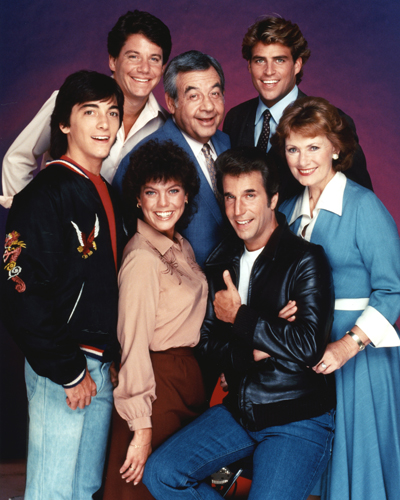 Happy Days [Cast] Photo