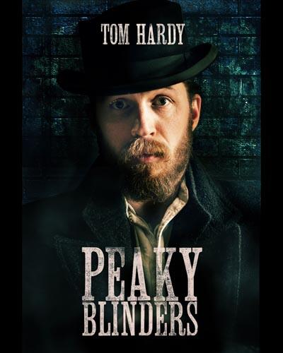 Hardy, Tom [Peaky Blinders] Photo