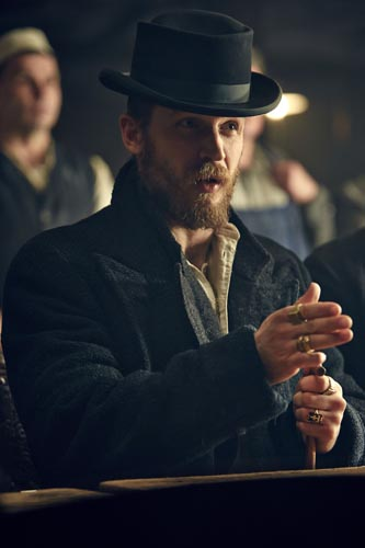 Hardy, Tom [Peaky Blinders] Photo