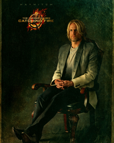 Harrelson, Woody [The Hunger Games Catching Fire] Photo