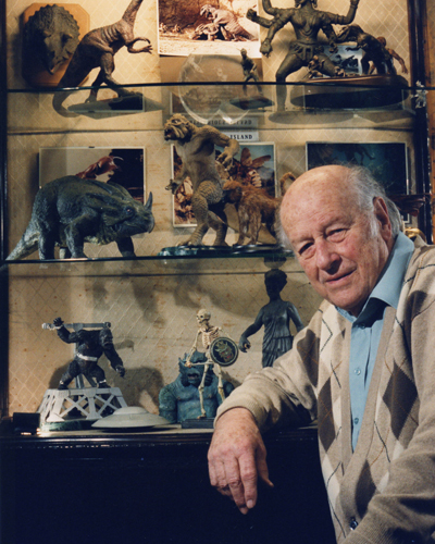 Harryhausen, Ray Photo