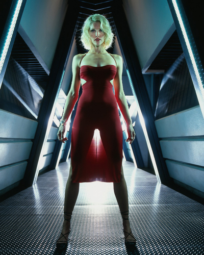 Helfer, Tricia [Battlestar Galactica] Photo