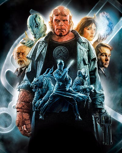 Hellboy [Cast] Photo