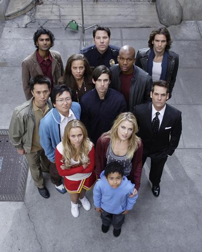 Heroes [Cast] Photo