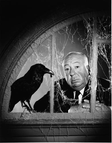 Hitchcock, Alfred [The Birds] Photo
