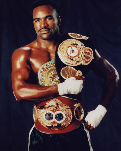 Holyfield, Evander Photo
