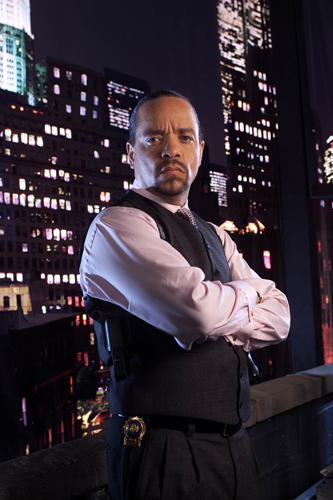 Ice-T [Law and Order : SVU] Photo