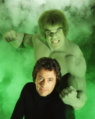 Incredible Hulk, The [Cast] Photo