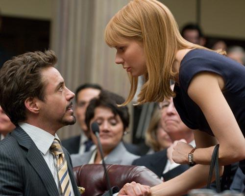 Iron Man 2 [Cast] photo
