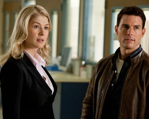 Jack Reacher [Cast] Photo