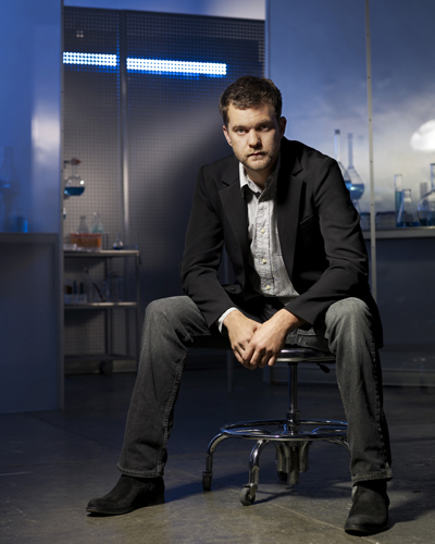 Jackson, Joshua [Fringe] Photo