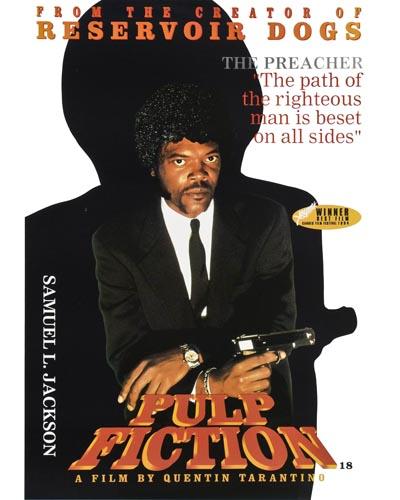 Jackson, Samuel L [Pulp Fiction] Photo
