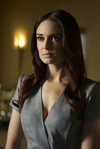 Jansen, Mallory [Agents of SHIELD] Photo