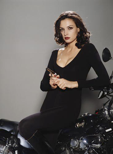 Janssen, Famke [Goldeneye] Photo